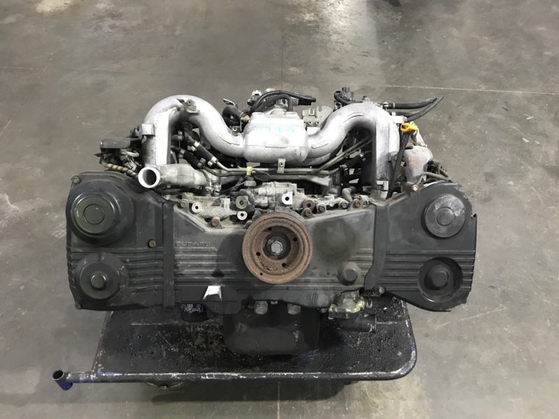 Двигатель Subaru Impreza GG9 EJ204 2002