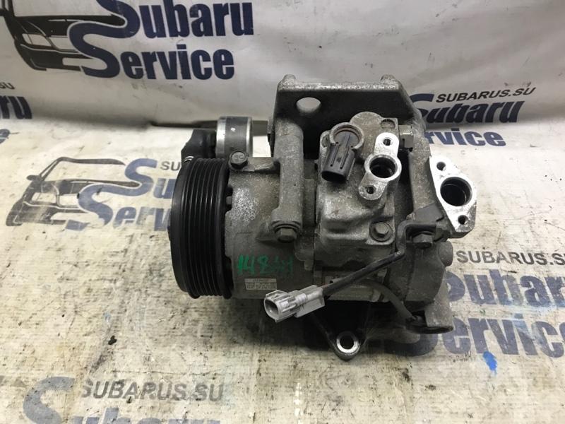 Компрессор кондиционера Subaru Outback BRF EZ36 2009