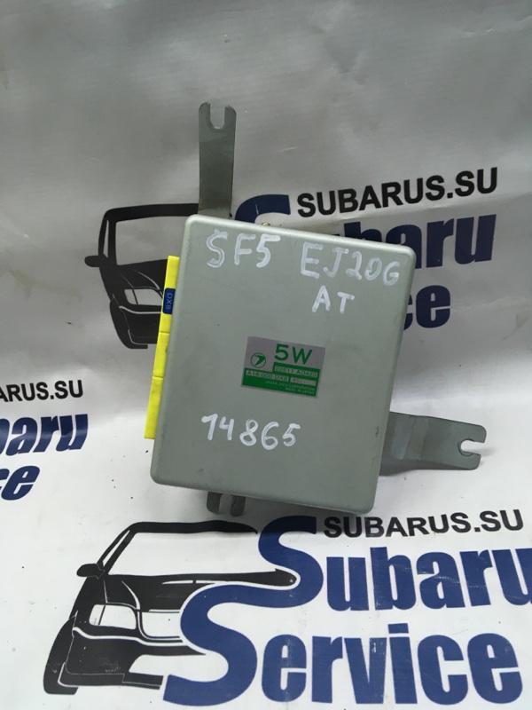 Блок управления двс Subaru Forester SF5 EJ20G 1998