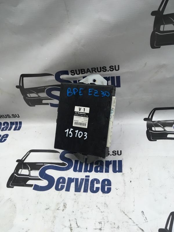 Блок управления двс Subaru Legacy Wagon BPE EZ30D 2006