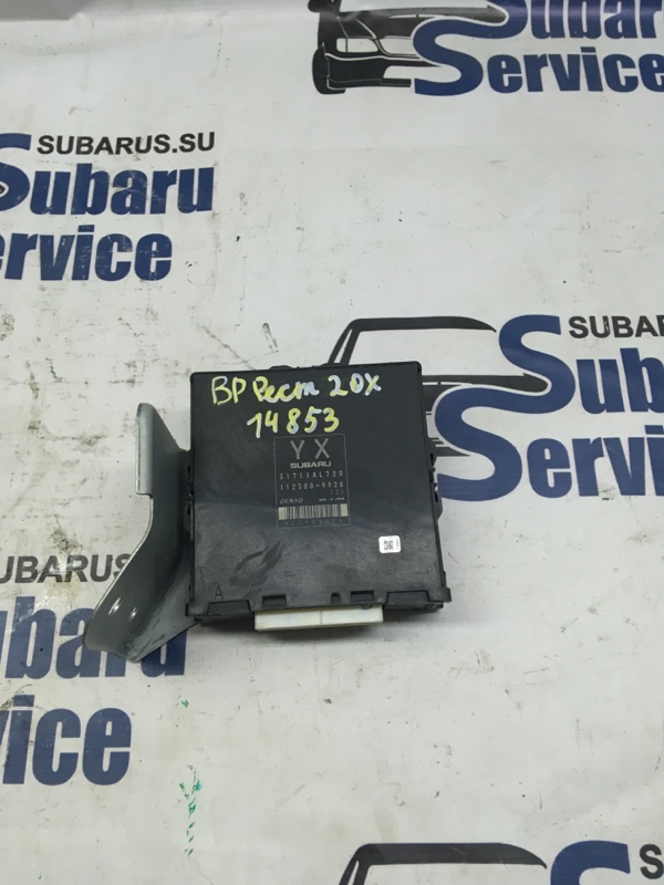 Блок управления акпп Subaru Legacy BP5 EJ20X 2007