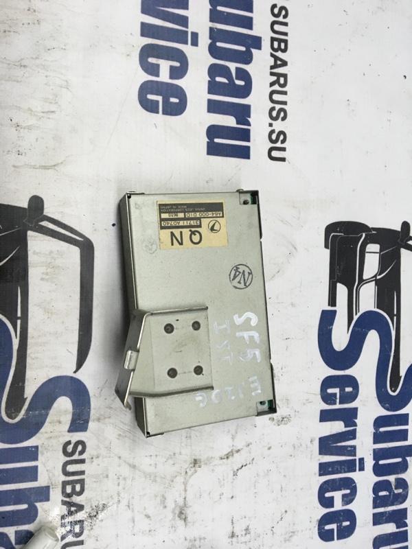 Блок управления акпп Subaru Forester SF5 EJ20G 1998