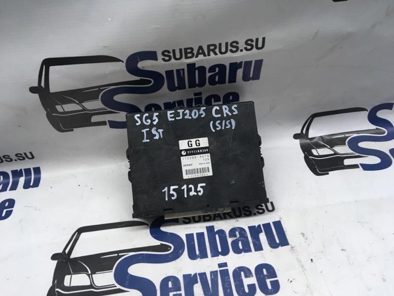 Блок управления акпп Subaru Forester SG5 EJ205 2003