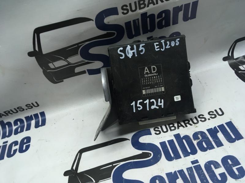 Блок управления акпп Subaru Forester SH5 EJ205 2008