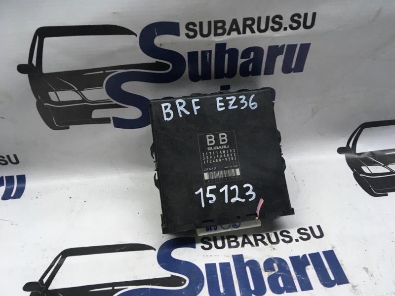 Блок управления акпп Subaru Outback BRF EZ36 2009