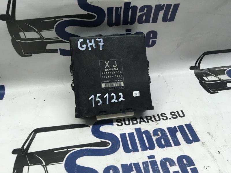 Блок управления акпп Subaru Impreza GH7 EJ203 2007