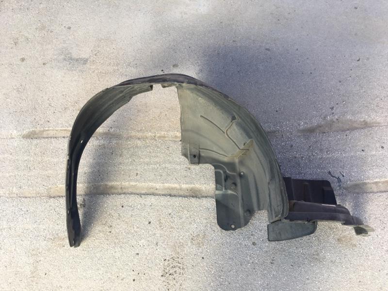 Подкрылок Subaru Forester SG5 EJ205 2007 передний правый