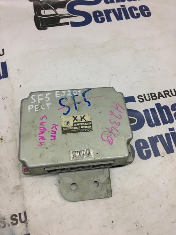 Блок управления акпп Subaru Forester SF5 EJ201 2001