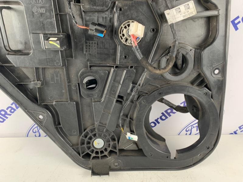 Стеклоподъемник задний левый Kia Sportage 4 QL