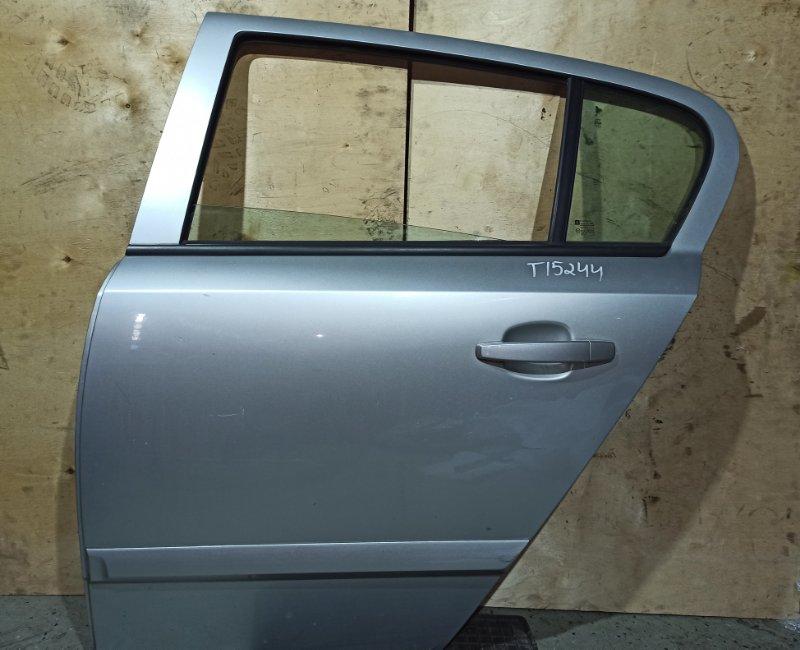 Дверь Opel Astra H ХЭТЧБЕК 5Д Z14XEP 2008 задняя левая (б/у)