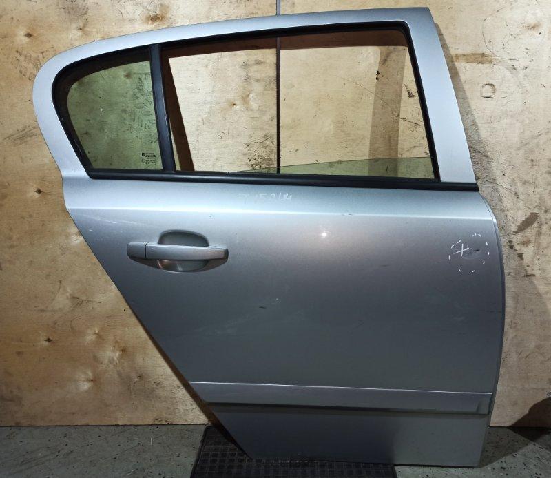 Дверь Opel Astra H ХЭТЧБЕК 5Д Z14XEP 2008 задняя правая (б/у)