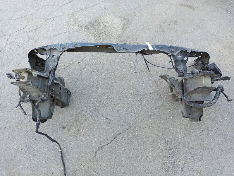 Рамка радиатора (телевизор) Opel Astra H GTC Z18XER 2010 (б/у)