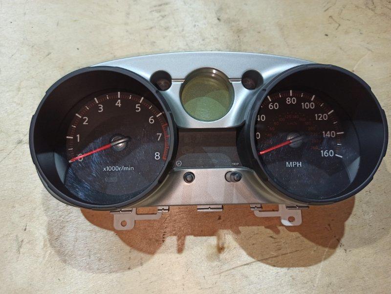 Панель приборная (щиток приборов) Nissan Qashqai J10 HR16DE 2007 (б/у)