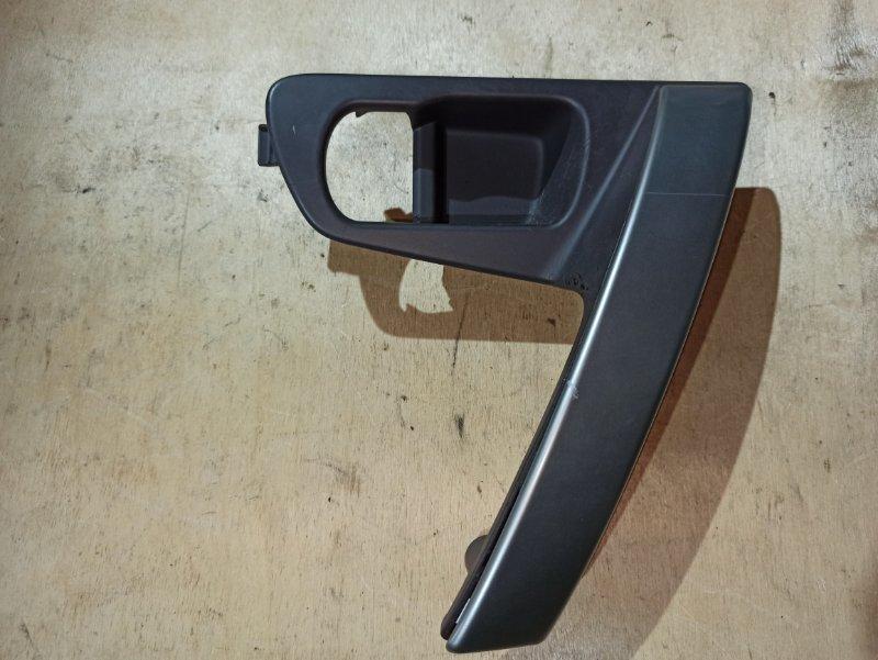 Ручка двери внутренняя Nissan Qashqai J10 HR16DE 2007 передняя левая (б/у)
