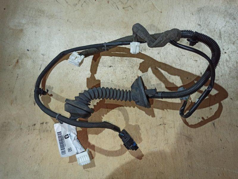 Проводка коса двери Nissan Qashqai J10 HR16DE 2007 задняя правая (б/у)