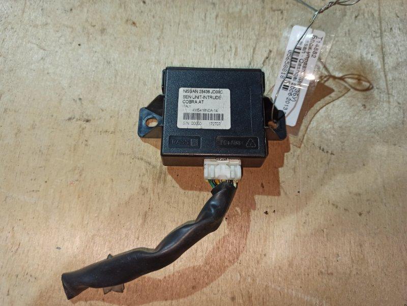 Блок управления центральным замком Nissan Qashqai J10 HR16DE 2007 (б/у)
