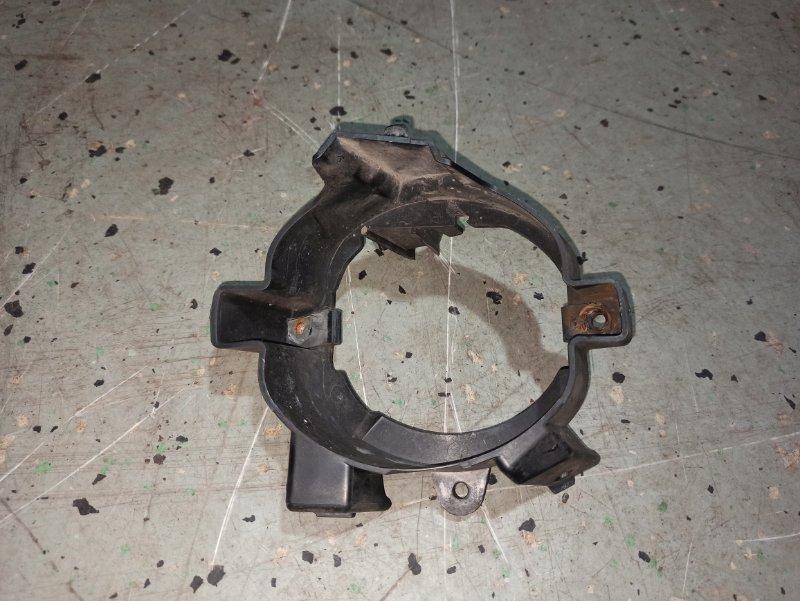 Кронштейн фары противотуманной Nissan Qashqai J10 HR16DE 2007 передний правый (б/у)