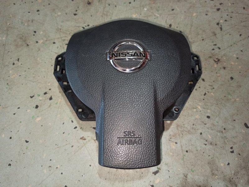 Аирбаг водителя Nissan Qashqai J10 HR16DE 2007 (б/у)