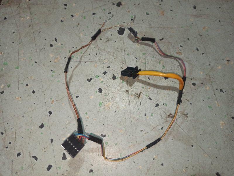 Провода прочие Opel Astra H GTC Z18XER 2010 (б/у)