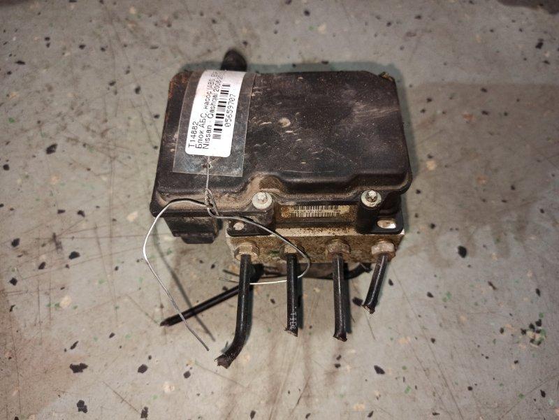 Блок abs Nissan Qashqai J10 HR16DE 2007 (б/у)