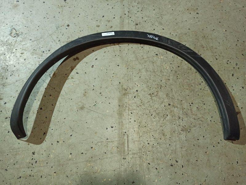 Накладка на крыло Nissan Qashqai J10 HR16DE 2007 задняя правая (б/у)
