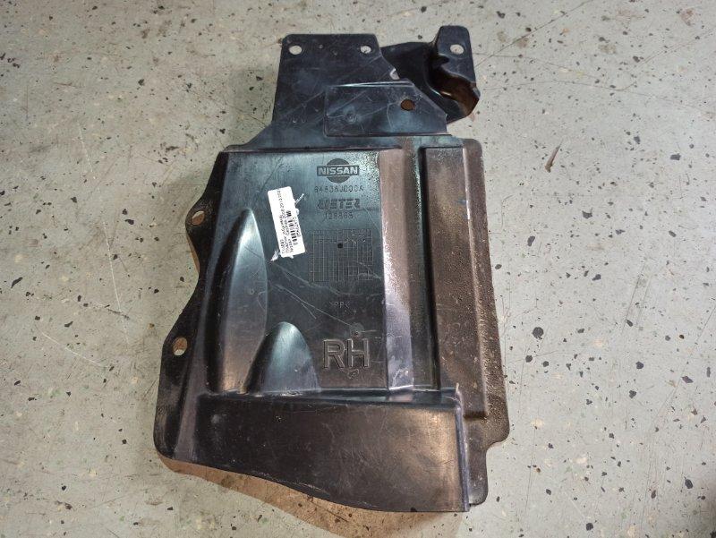 Пыльник Nissan Qashqai J10 HR16DE 2007 правый (б/у)