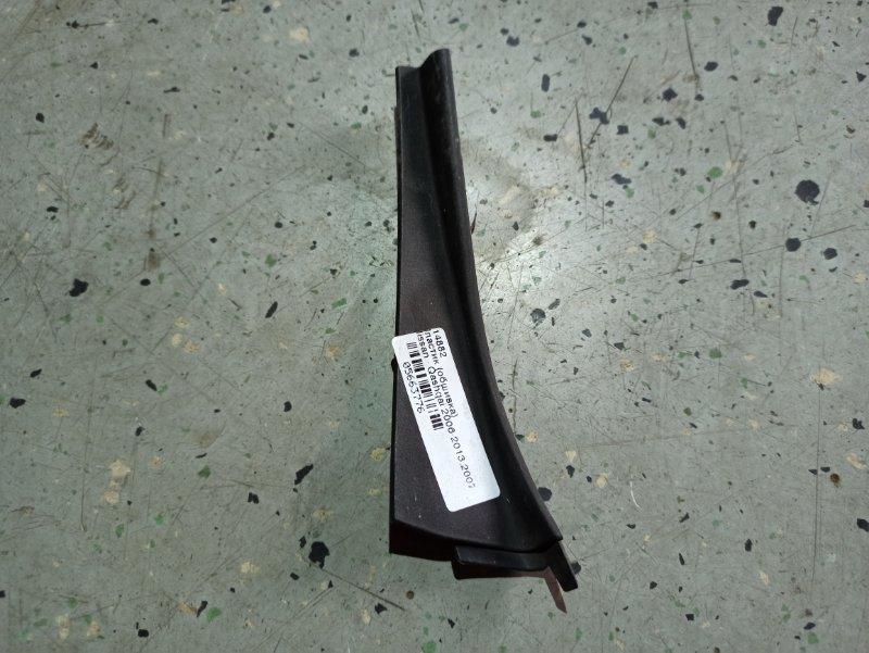 Накладки прочие Nissan Qashqai J10 HR16DE 2007 передние правые (б/у)