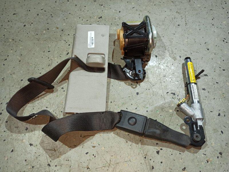 Ремень безопасности Opel Insignia ХЭТЧБЕК A18XER 2009 передний правый (б/у)