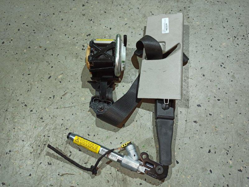 Ремень безопасности Opel Insignia ХЭТЧБЕК A18XER 2009 передний левый (б/у)