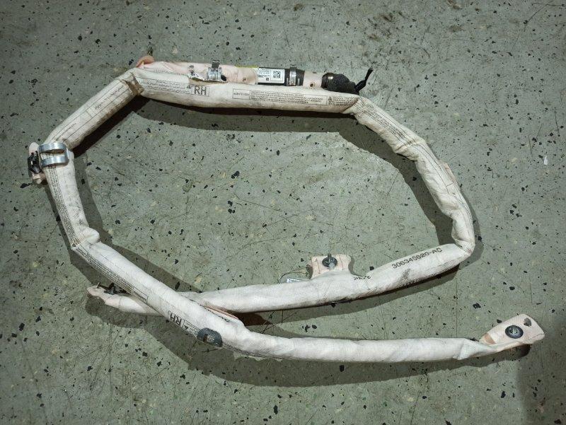 Аирбаг боковой Opel Insignia ХЭТЧБЕК A18XER 2009 правый (б/у)