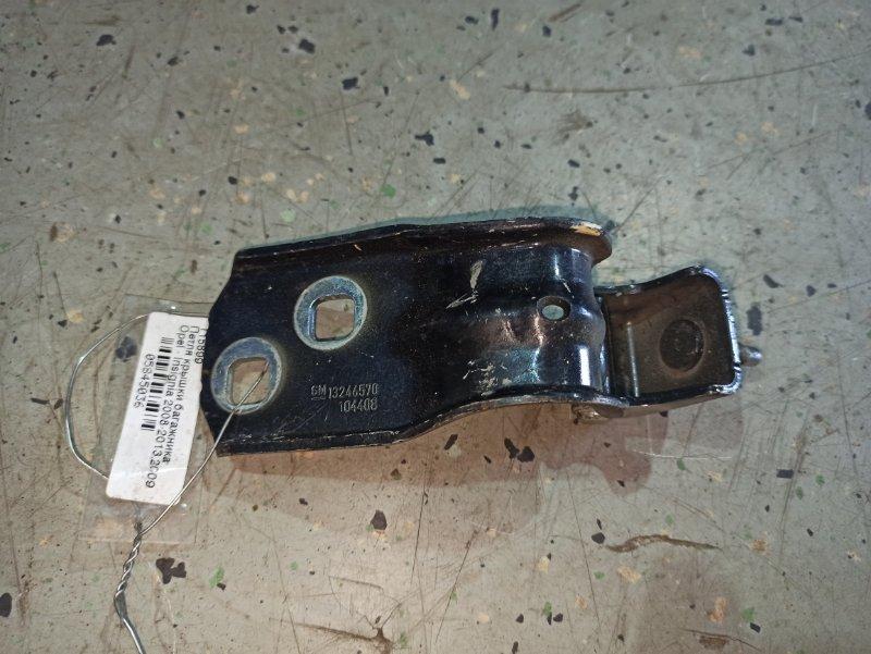 Петля багажника Opel Insignia ХЭТЧБЕК A18XER 2009 задняя правая (б/у)