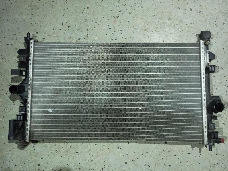 Радиатор двс Opel Insignia ХЭТЧБЕК A18XER 2009 (б/у)