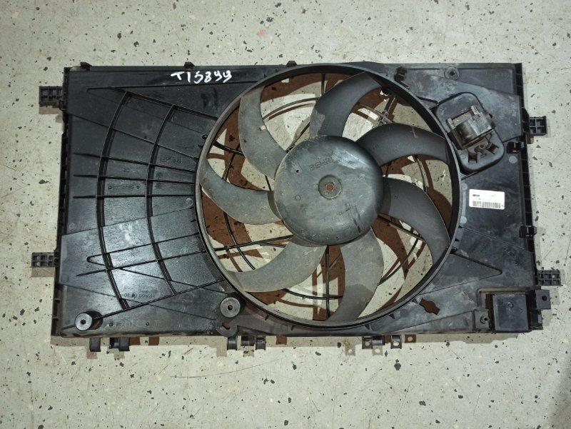 Диффузор Opel Insignia ХЭТЧБЕК A18XER 2009 (б/у)