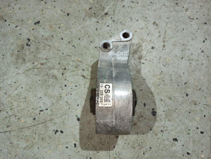 Подушка двигателя (опора) Opel Insignia ХЭТЧБЕК A18XER 2009 задняя (б/у)