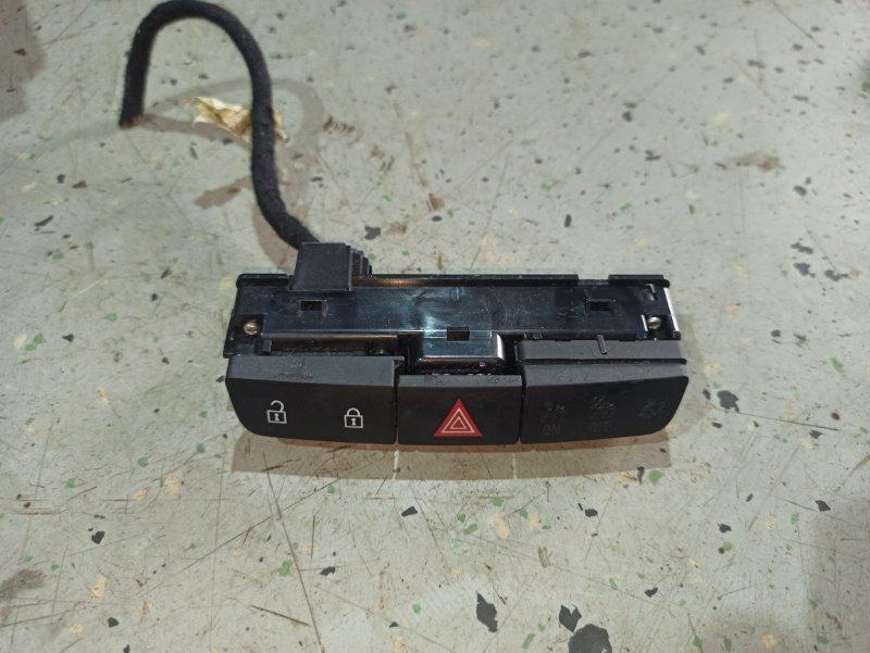 Кнопка аварийной сигнализации Opel Insignia ХЭТЧБЕК A18XER 2009 (б/у)