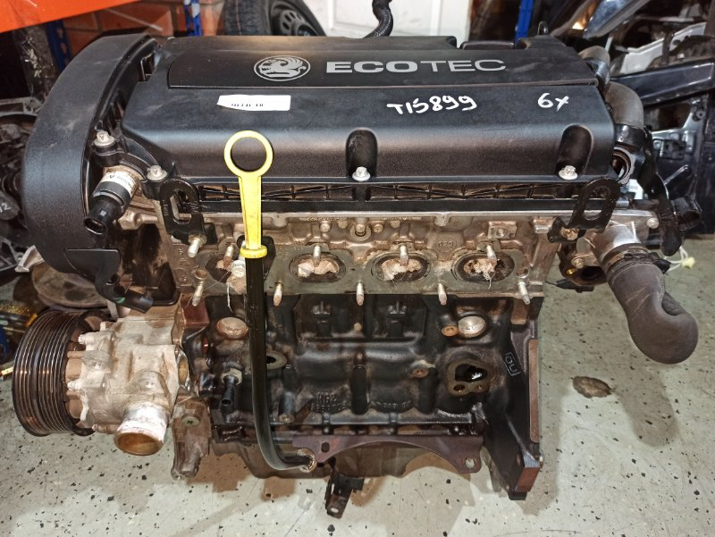 Двигатель Opel Insignia ХЭТЧБЕК A18XER 2009 (б/у)