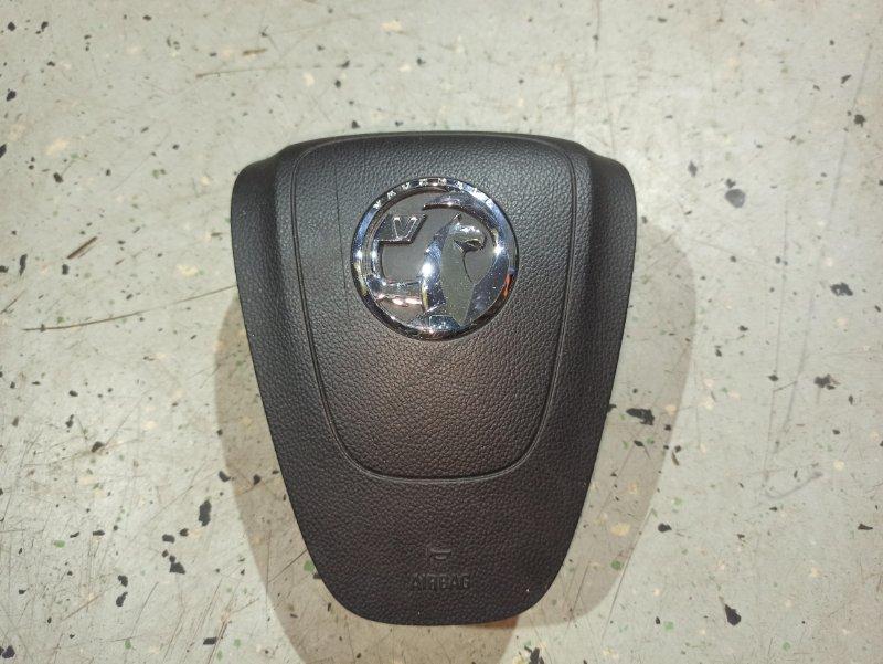 Аирбаг водителя Opel Insignia ХЭТЧБЕК A18XER 2009 (б/у)