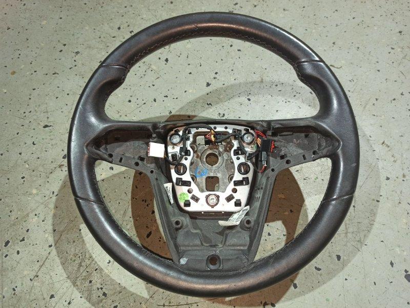 Руль Opel Insignia ХЭТЧБЕК A18XER 2009 (б/у)
