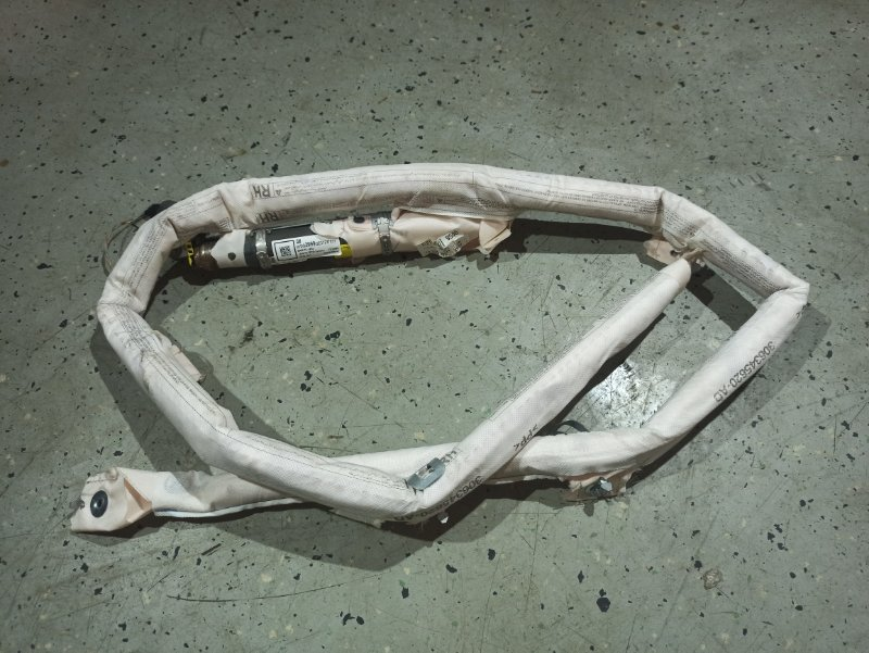 Аирбаг боковой Opel Insignia ХЭТЧБЕК A18XER 2012 правый (б/у)