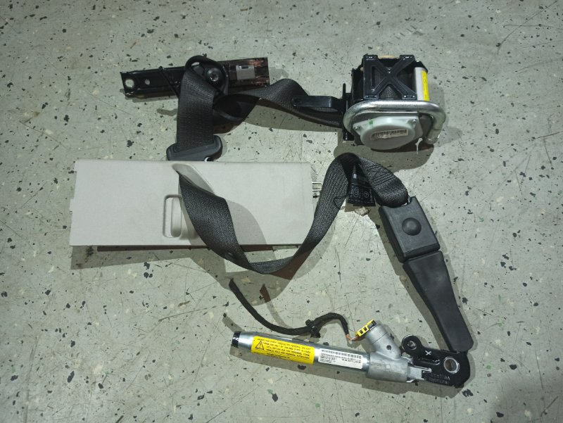 Ремень безопасности Opel Insignia ХЭТЧБЕК A18XER 2012 передний левый (б/у)