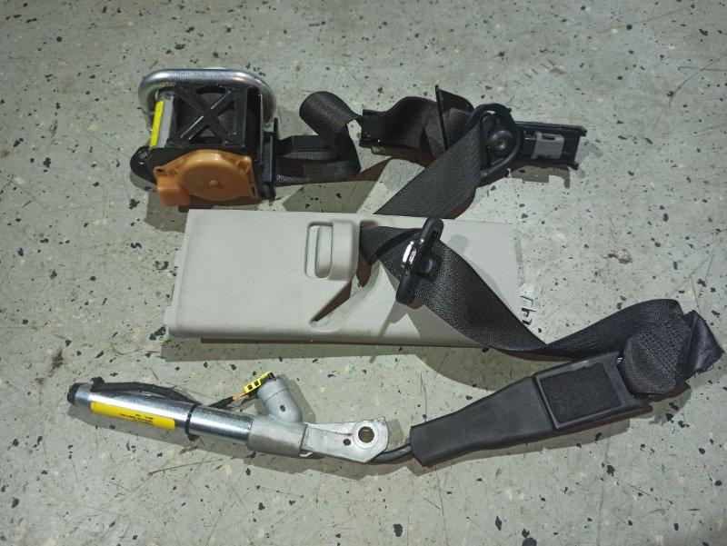 Ремень безопасности Opel Insignia ХЭТЧБЕК A18XER 2012 передний правый (б/у)