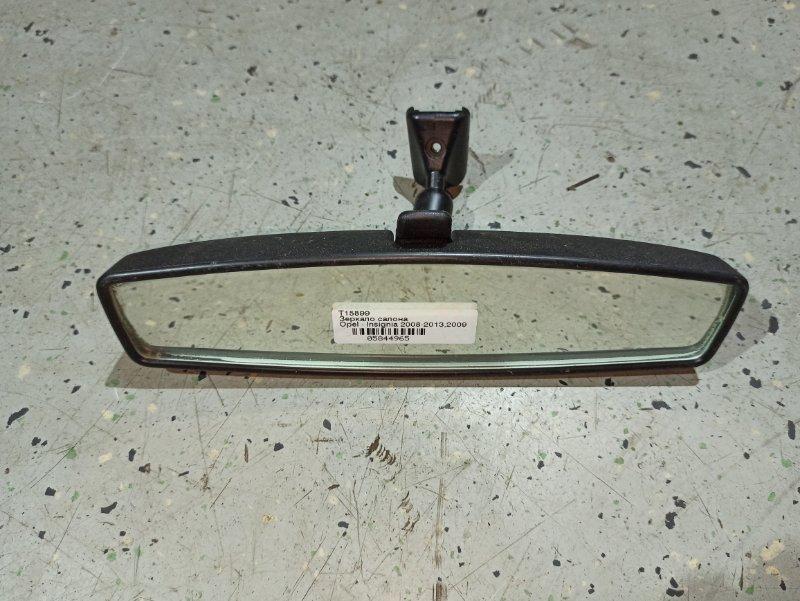 Зеркало салона Opel Insignia ХЭТЧБЕК A18XER 2009 (б/у)