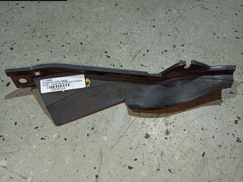 Накладка на крыло Opel Insignia ХЭТЧБЕК A18XER 2009 правая (б/у)