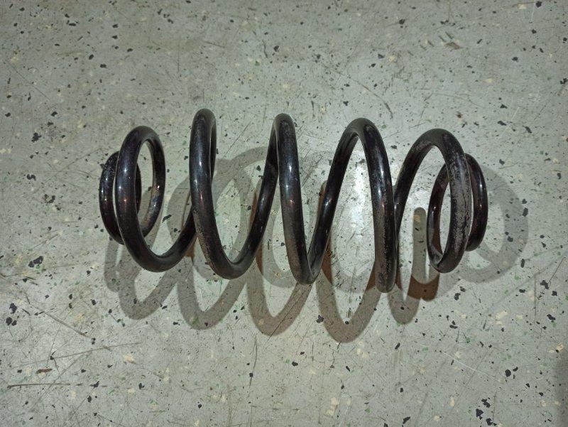 Пружина подвески Opel Insignia ХЭТЧБЕК A18XER 2012 задняя (б/у)