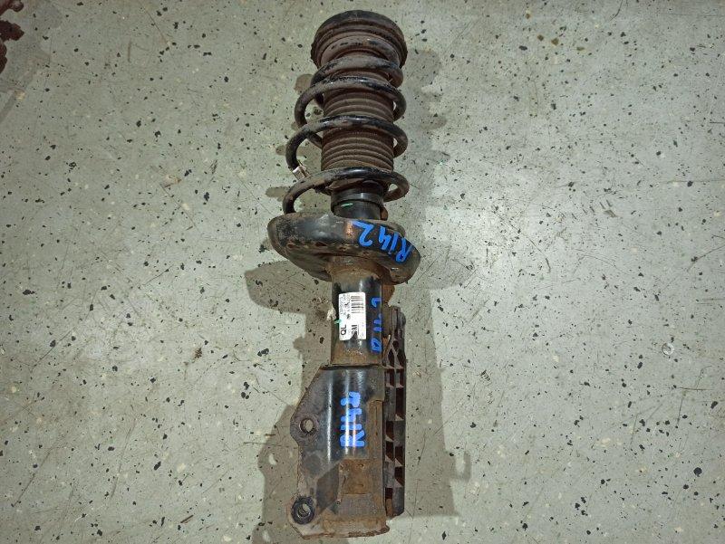 Стойка подвески Opel Insignia ХЭТЧБЕК A18XER 2012 передняя правая (б/у)