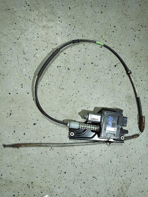 Моторчик стояночного тормоза Opel Insignia ХЭТЧБЕК A18XER 2012 (б/у)