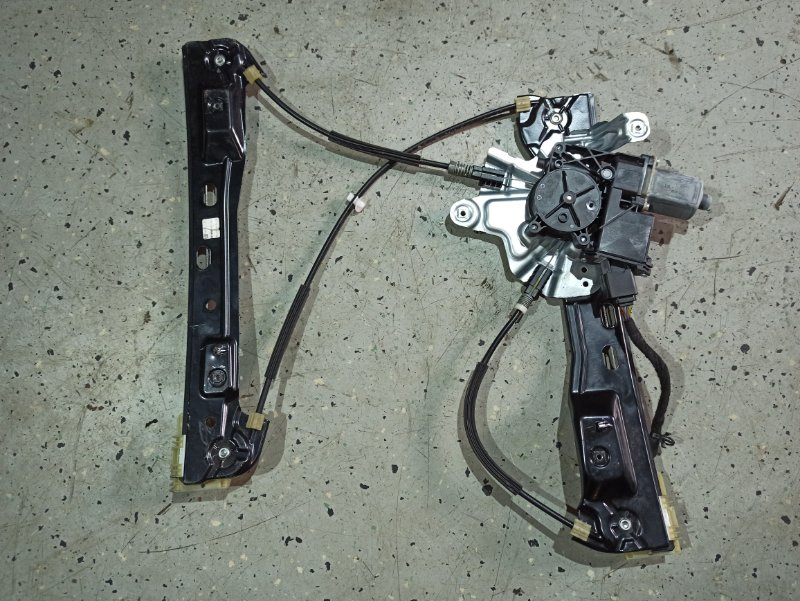 Стеклоподъемник Opel Insignia ХЭТЧБЕК A18XER 2012 передний левый (б/у)