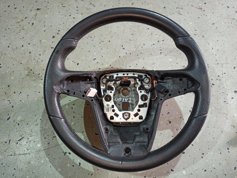 Руль Opel Insignia ХЭТЧБЕК A18XER 2012 (б/у)