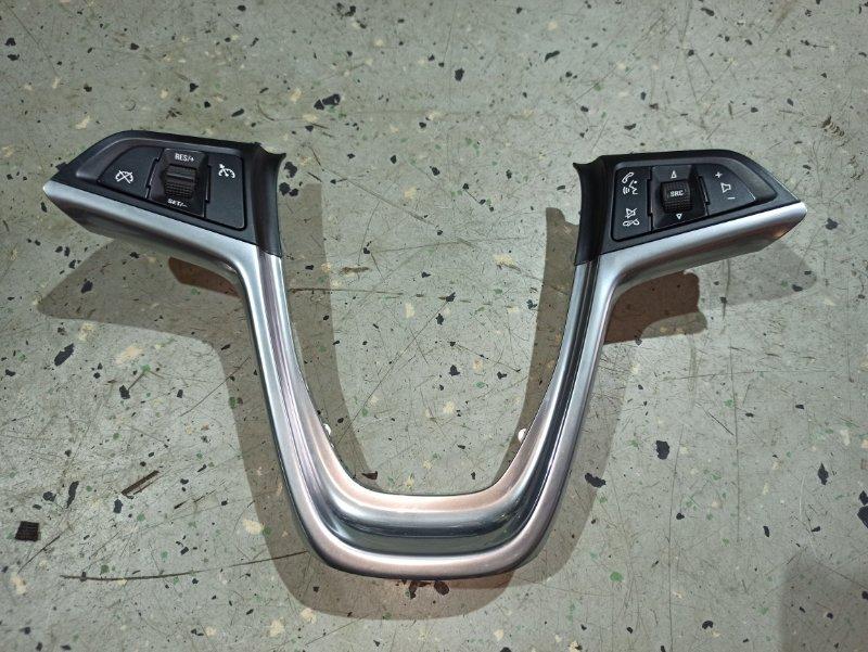 Кнопки многофункциональные руля Opel Insignia ХЭТЧБЕК A18XER 2012 (б/у)