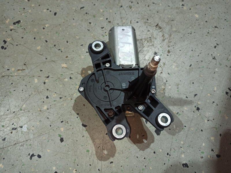 Мотор дворников Nissan Primera P12 ЛИФТБЕК QG18DE 2006 задний (б/у)